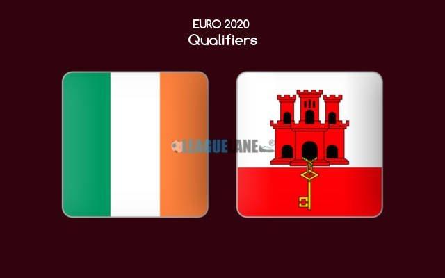 Ирландия - Гибралтар