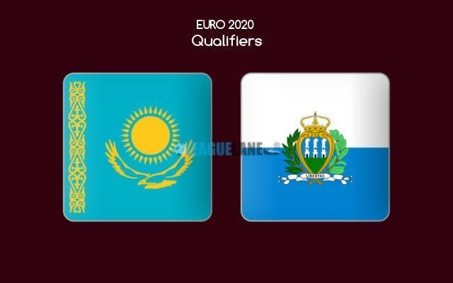 Казахстан - Сан-Марино