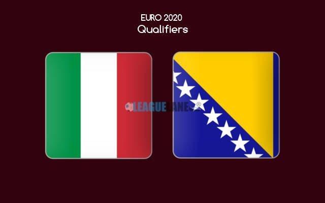 Италия - Босния