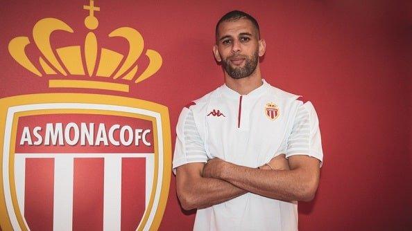 Монако объявил о переходе Слимани из Лестера