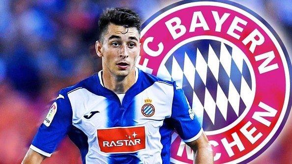 Бавария согласовала трансфер хавбека Эспаньола за € 40 млн