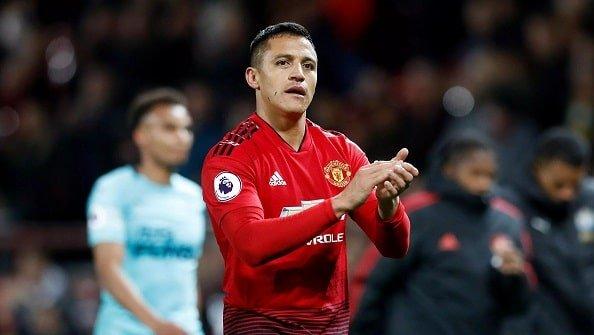 «Манчестер Юнайтед» объявил об аренде Алексиса Санчеса в «Интер»