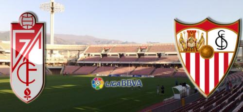 Гранада - Севилья обзор матча (23.08.2019)