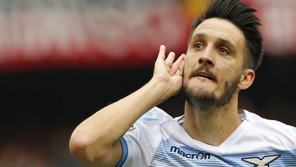 «Лацио» намерен продлить контракт с Луисом Альберто