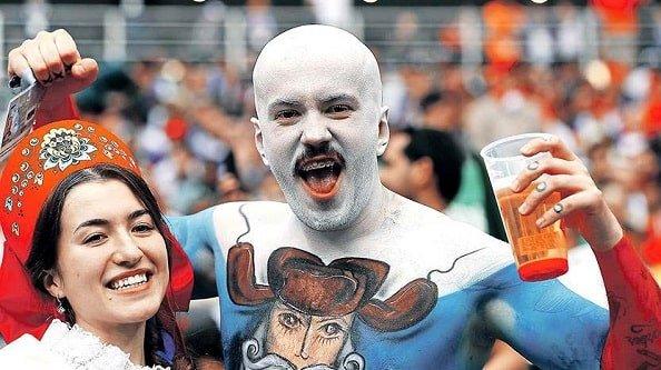 Минфин поддержит законопроект о продаже пива на стадионах