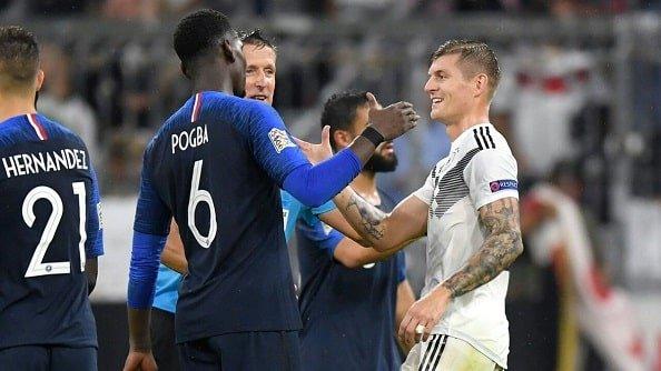 «МЮ» готов обменять Погба в «Реал» на Крооса
