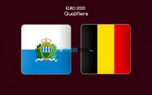 Сан-Марино - Бельгия обзор матча (06.09.2019)