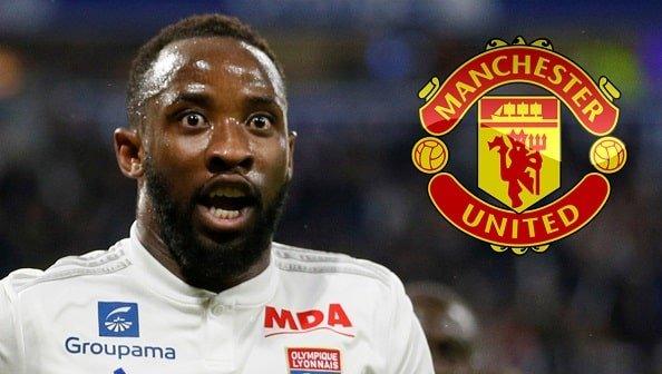 «Манчестер Юнайтед» хочет купить у «Лиона» Дембеле зимой