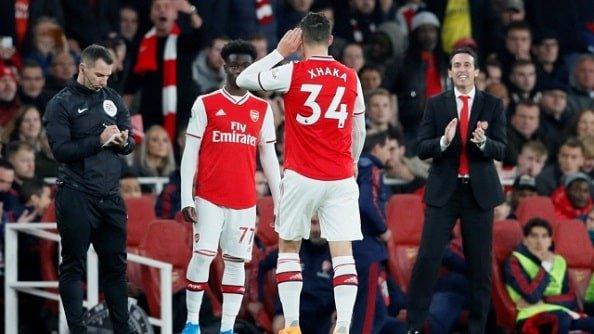 Джака может покинуть «Арсенал» в зимнее трансферное окно