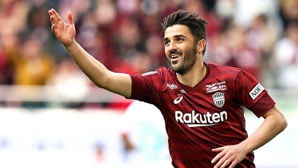 Вилья завершит карьеру по окончании нынешнего сезона