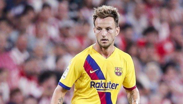 Ракитич может перейти из «Барселоны» в «Атлетико»