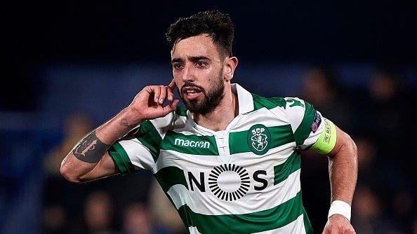 Фернандеш продлил контракт со «Спортингом»