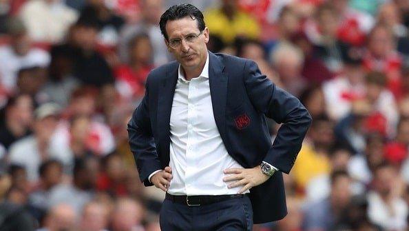 «Арсенал» объявил об отставке Эмери