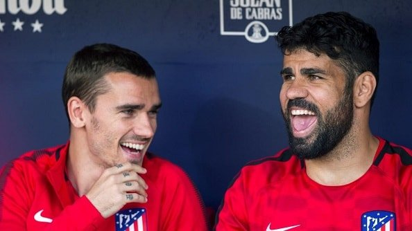 «Фламенго» может заплатить 30 млн евро за форварда «Атлетико»