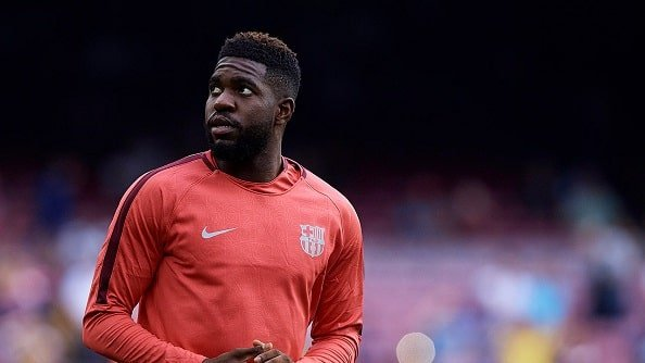 «Манчестер Сити» заинтересован в трансфере защитника «Барселоны» Юмтити