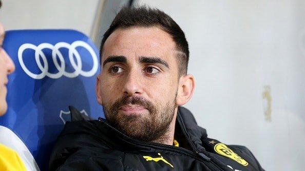 Алькасер может вернуться в «Валенсию»
