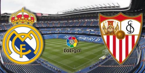 Реал Мадрид - Севилья обзор матча (18.01.2020)