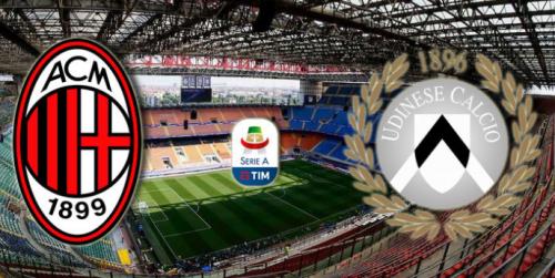 Милан - Удинезе обзор матча (19.01.2020)