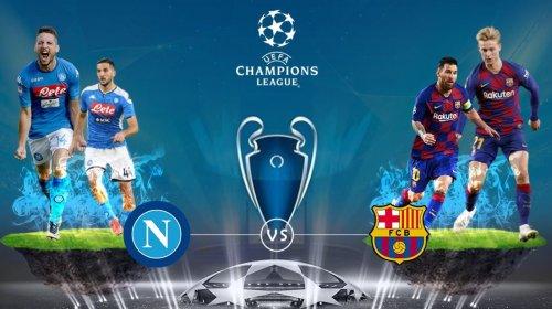 Наполи - Барселона обзор матча (25.02.2020)