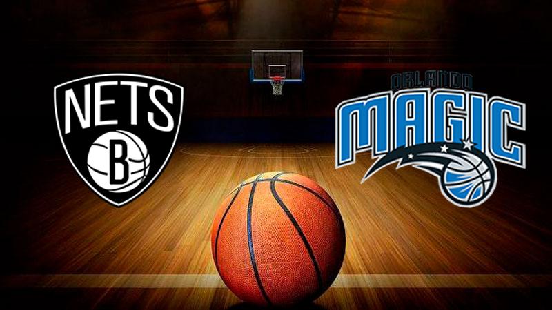Бруклин Нетс - Орландо Мэджик обзор 31.07.2020 НБА