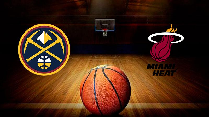 Денвер Наггетс - Майами Хит обзор 01.08.2020 НБА