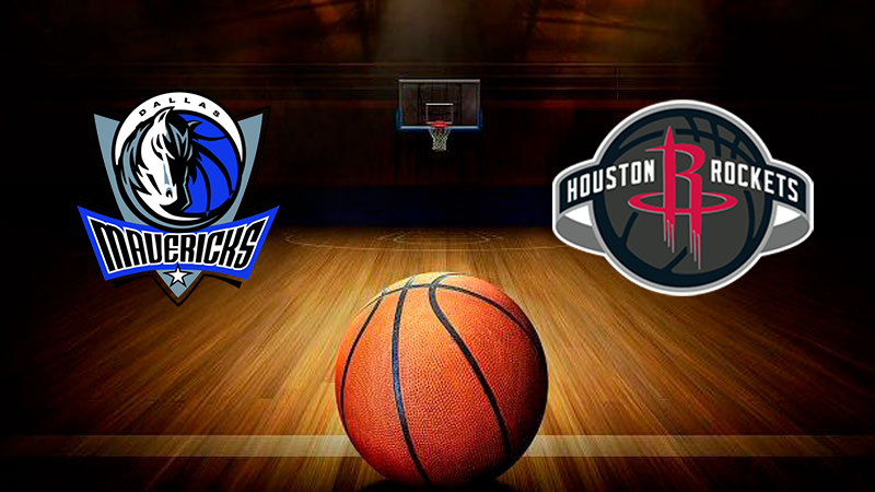 Даллас Мэверикс - Хьюстон Рокетс обзор 01.08.2020 НБА