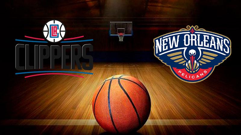 Лос-Анджелес Клипперс - Нью-Орлинс Пеликанс обзор 02.08.2020 НБА