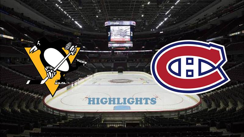 Питтсбург Пингвинз - Монреаль Канадиенс обзор 02.08.2020 НХЛ