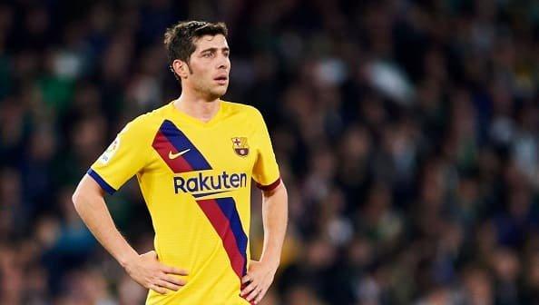 «Манчестер Сити» претендует на Серхи Роберто