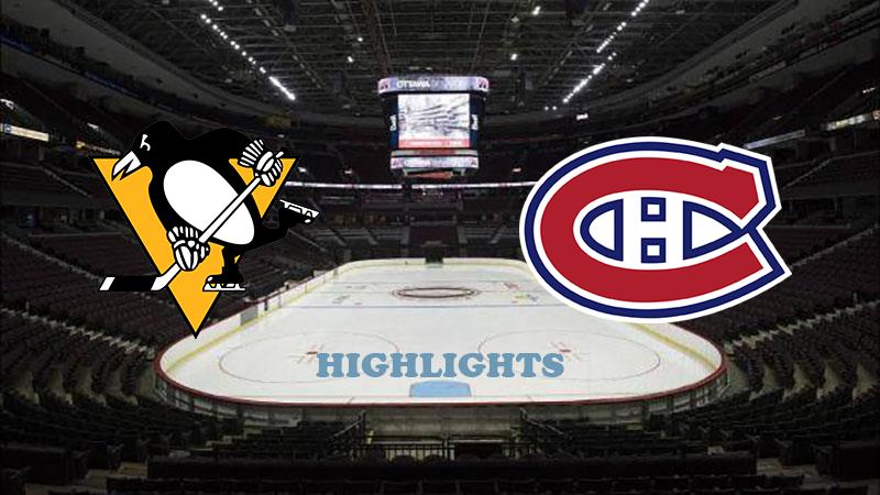 Питтсбург Пингвинз - Монреаль Канадиенс обзор 034.08.2020 НХЛ