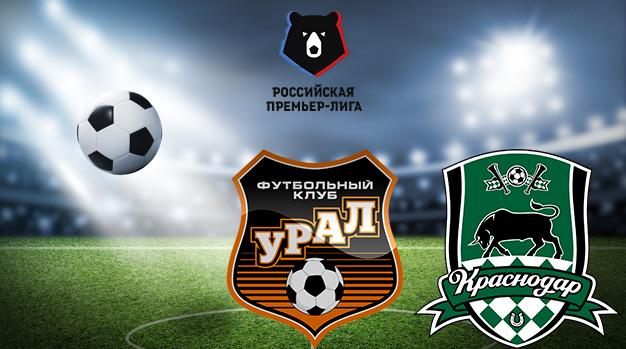 Уфа - Краснодар РПЛ 09.08.2020