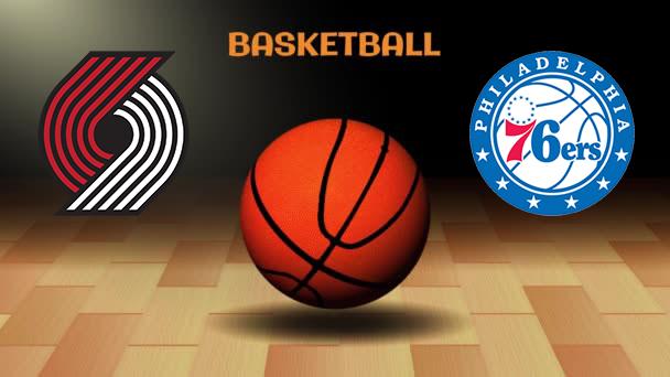 Портленд Трэйл Блэйзерс - Филадельфия Сиксерс НБА 10.08.2020