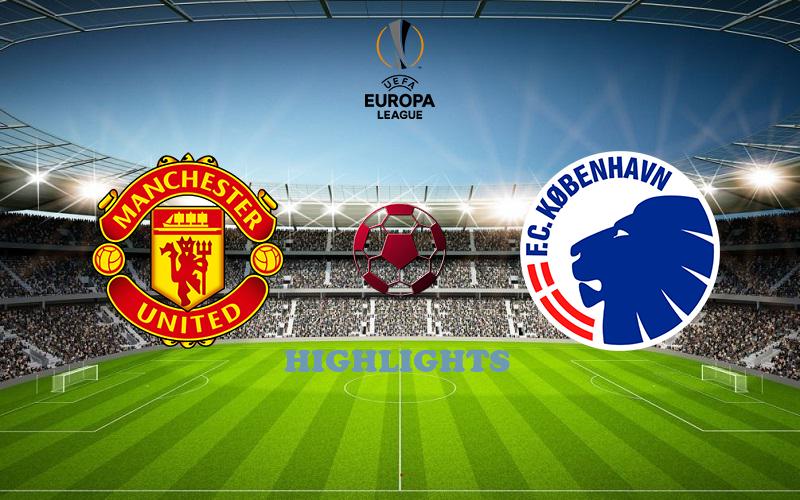 Манчестер Юнайтед - Копенгаген обзор 10.08.2020 Лига Европы