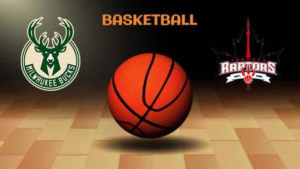 Милуоки Бакс - Торонто Рэпторс НБА 11.08.2020