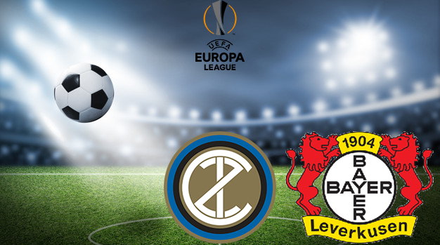 Интер - Байер Лига Европы 10.08.2020