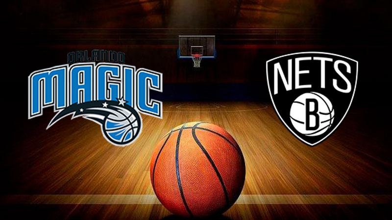 Орландо Мэджик - Бруклин Нетс обзор 11.08.2020 НБА