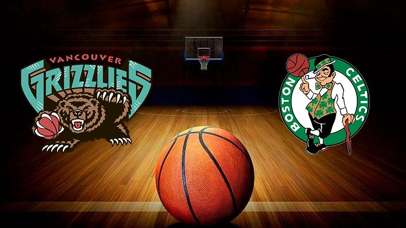 Мемфис Гриззлис - Бостон Селтикс обзор 12.08.2020 НБА