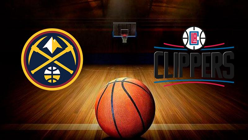 Денвер Наггетс - Лос-Анджелес Клипперс обзор 13.08.2020 НБА