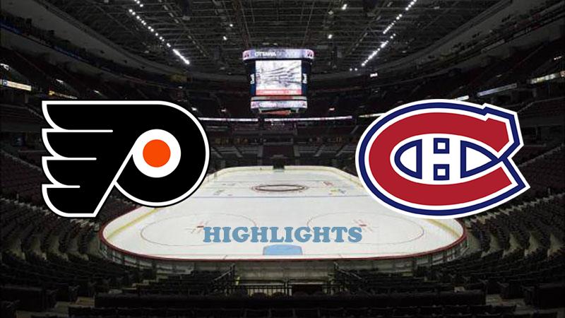Филадельфия Флайерз - Монреаль Канадиенс обзор 13.08.2020 НХЛ