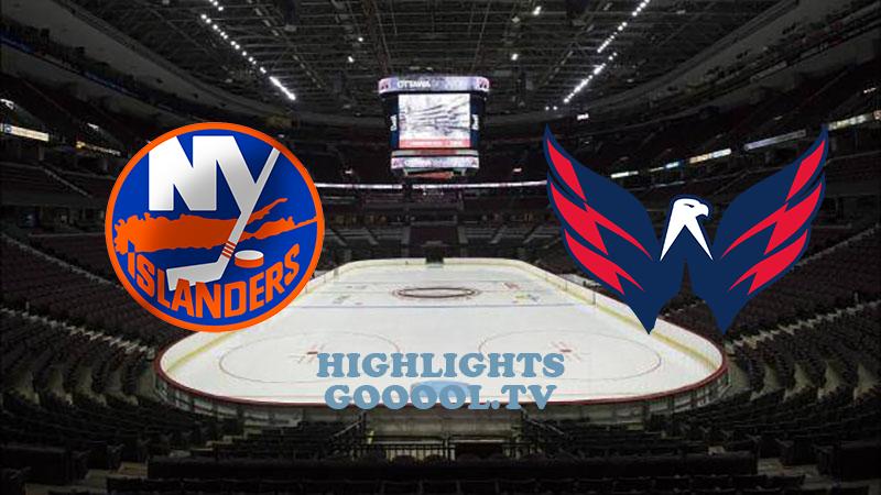 Нью-Йорк Айлендерс - Вашингтон Кэпиталз обзор 19.08.2020 НХЛ