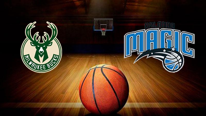 Милуоки Бакс - Орландо Мэджик обзор 18.08.2020 НБА