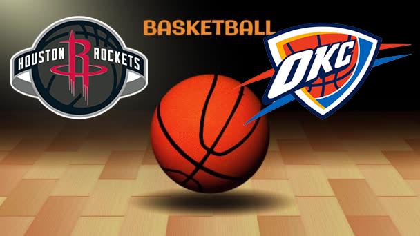 Хьюстон Рокетс - Оклахома-Сити Тандер НБА 30.08.2020