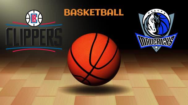 Лос-Анджелес Клипперс - Даллас Мэверикс НБА 20.08.2020