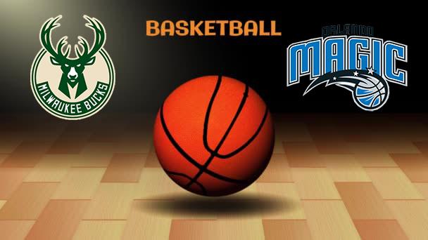 Милуоки Бакс - Орландо Мэджик НБА 21.08.2020