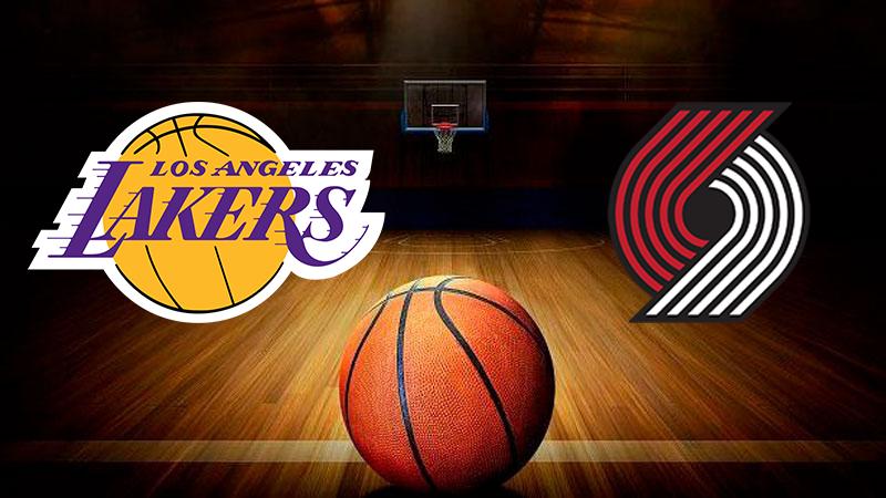 Лос-Анджелес Лейкерс - Портленд Трэйл Блэйзерс обзор 21.08.2020 НБА