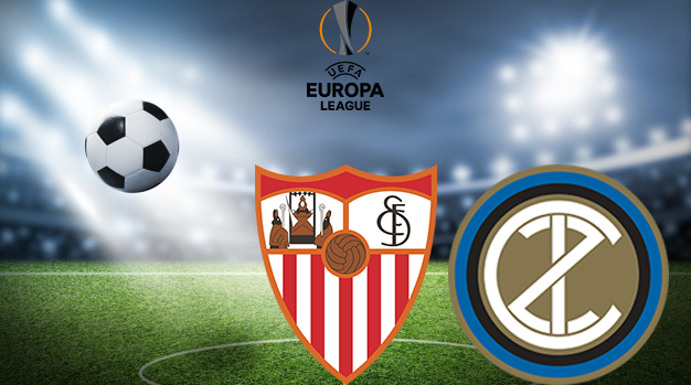 Севилья - Интер Лига Европы 21.08.2020