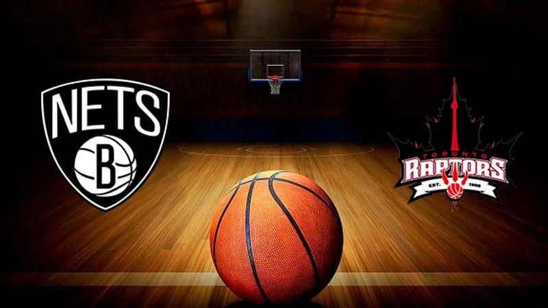 Бруклин Нетс - Торонто Рэпторс обзор 24.08.2020 НБА