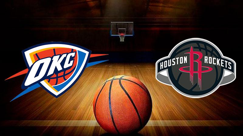 Оклахома-Сити Тандер - Хьюстон Рокетс обзор 24.08.2020 НБА