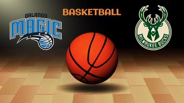 Орландо Мэджик - Милуоки Бакс НБА 24.08.2020