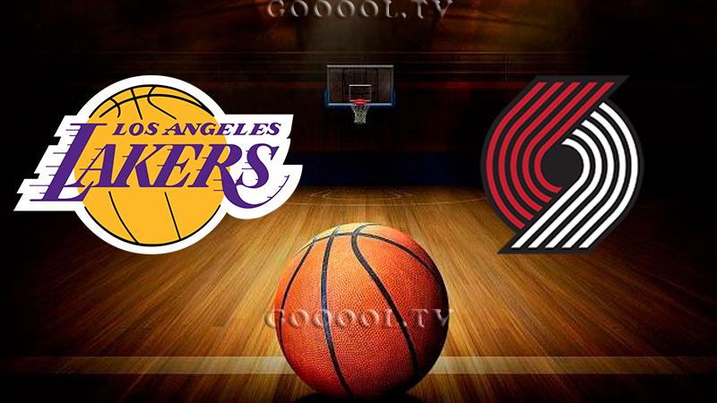 Лос-Анджелес Лейкерс - Портленд Трэйл Блэйзерс обзор 24.08.2020 НБА